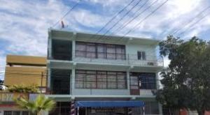 5 de Mayo, Turquoise Building, La Paz,