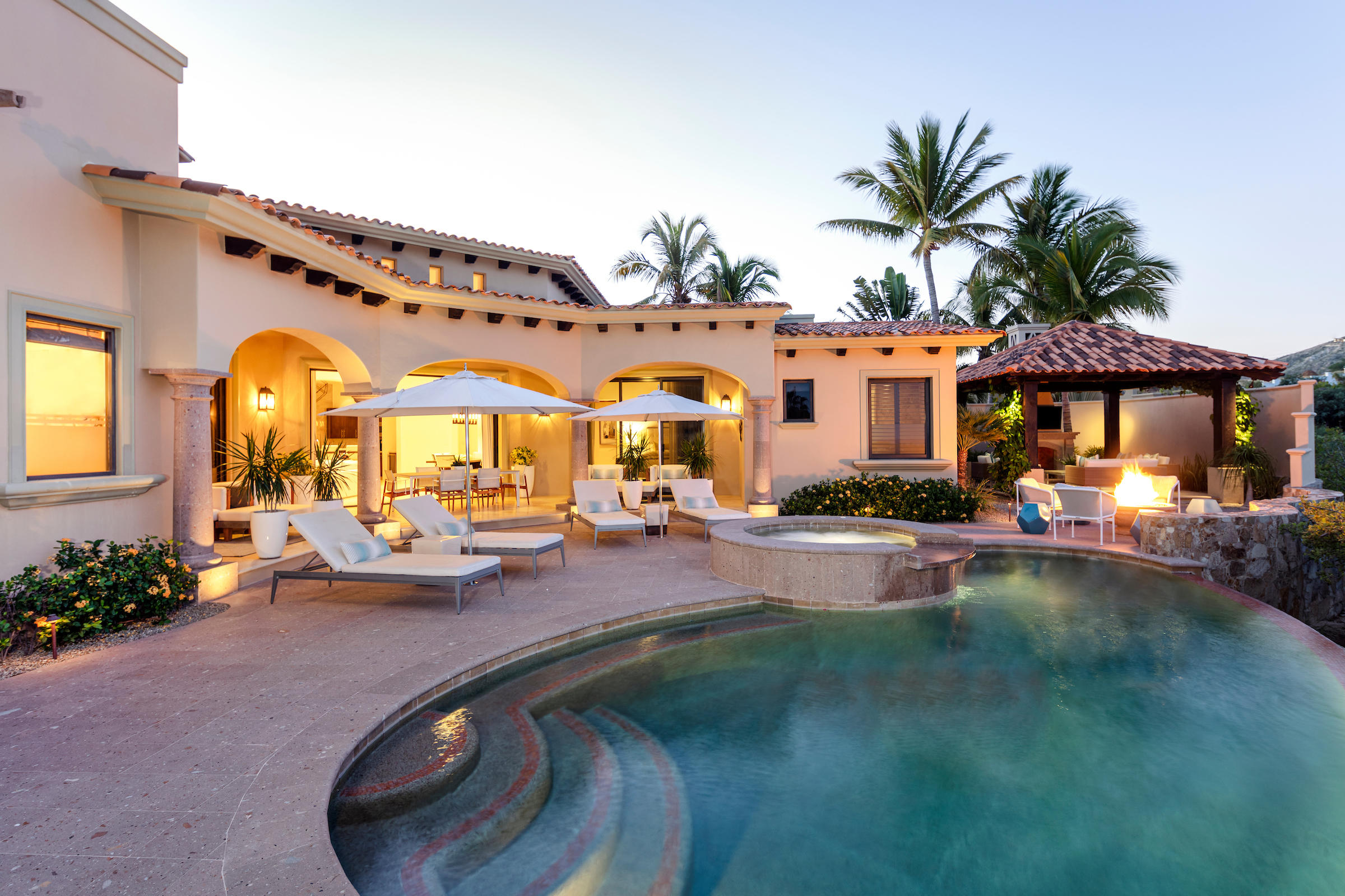 San Jose Corridor, 4 Bedrooms Bedrooms, ,4 BathroomsBathrooms,House,For Sale,Villas del Mar - Palmilla,19-3405