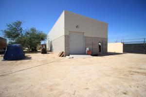 Chihuahua, New warehouse in Chametla, La Paz,