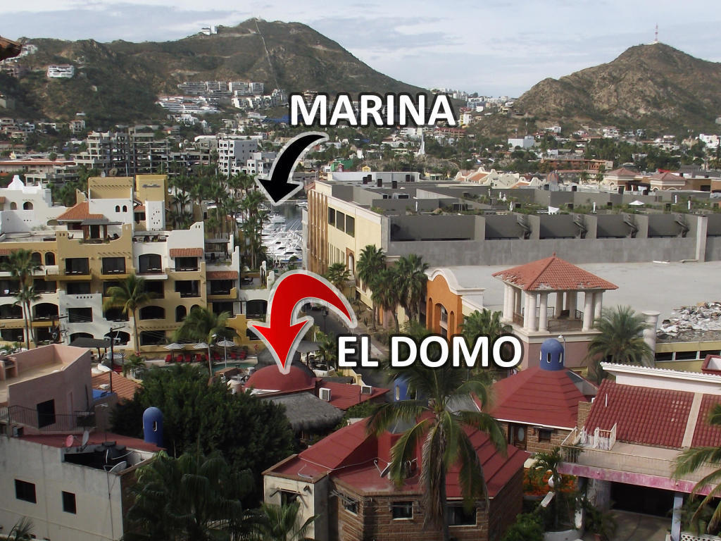 Cabo San Lucas, 2 Bedrooms Bedrooms, ,2 BathroomsBathrooms,Condo,For Sale,El Domo,20-106