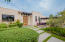 Professionally landscaped and groomed Front Entry Yard