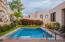 Hot summer night? take a quick dip in the pool easy access from Bedroom 1 & 2
