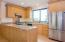 Spacious Kitchen - stainless appliances plus a handy dishwasher