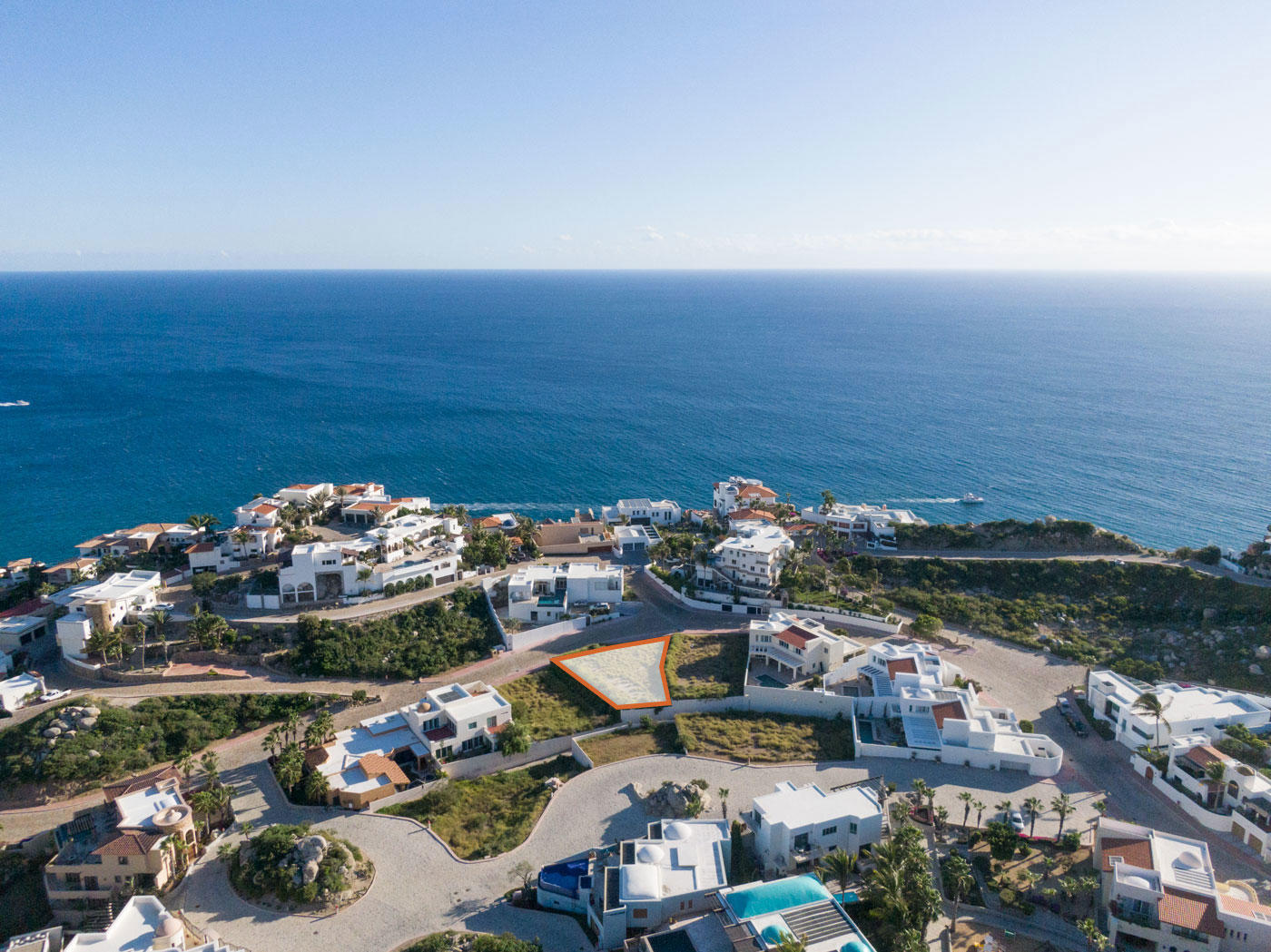 Cabo San Lucas, ,Land,For Sale,Camino del Mar Lot 5 Block 24,20-213