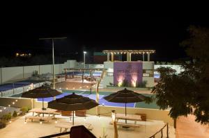 Tres Palapas Pickleball Resort, East Cape,