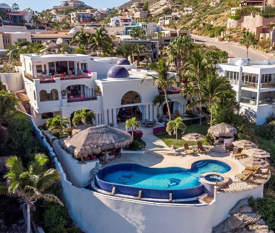 Cabo San Lucas, 6 Bedrooms Bedrooms, ,6 BathroomsBathrooms,House,For Sale,Camino del Mar,19-3569