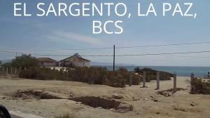 SARGENTO BCS, PARCELA SARGENTO, La Paz,