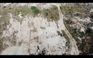 FULL LOT DRONE VIEW