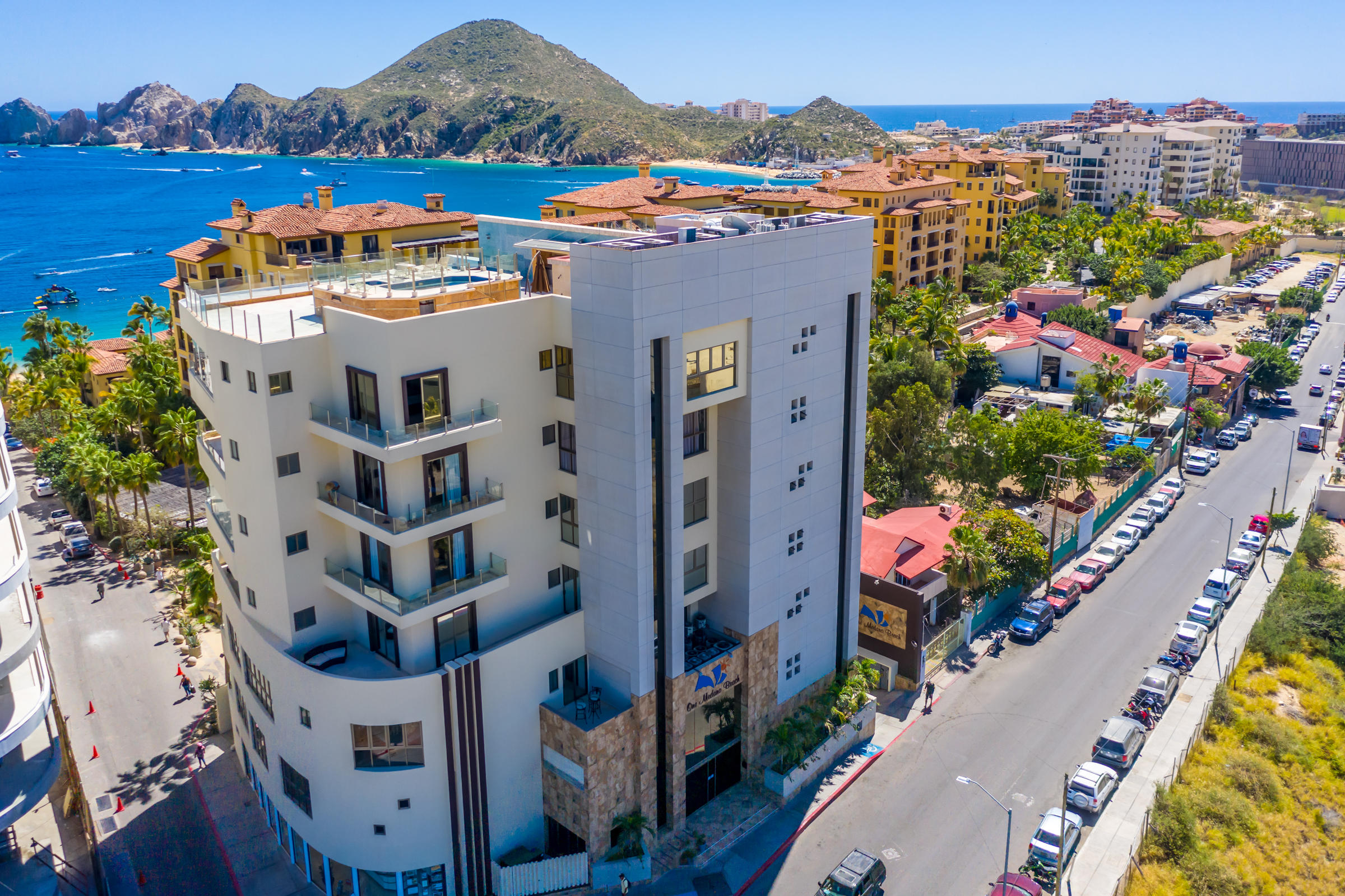 Cabo San Lucas, 2 Bedrooms Bedrooms, 5 Rooms Rooms,2 BathroomsBathrooms,Condo,For Sale,Paseo De La Marina,20-897