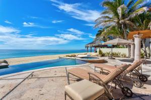 #5 Via Las Playas, Beach Front Estate, San Jose del Cabo,