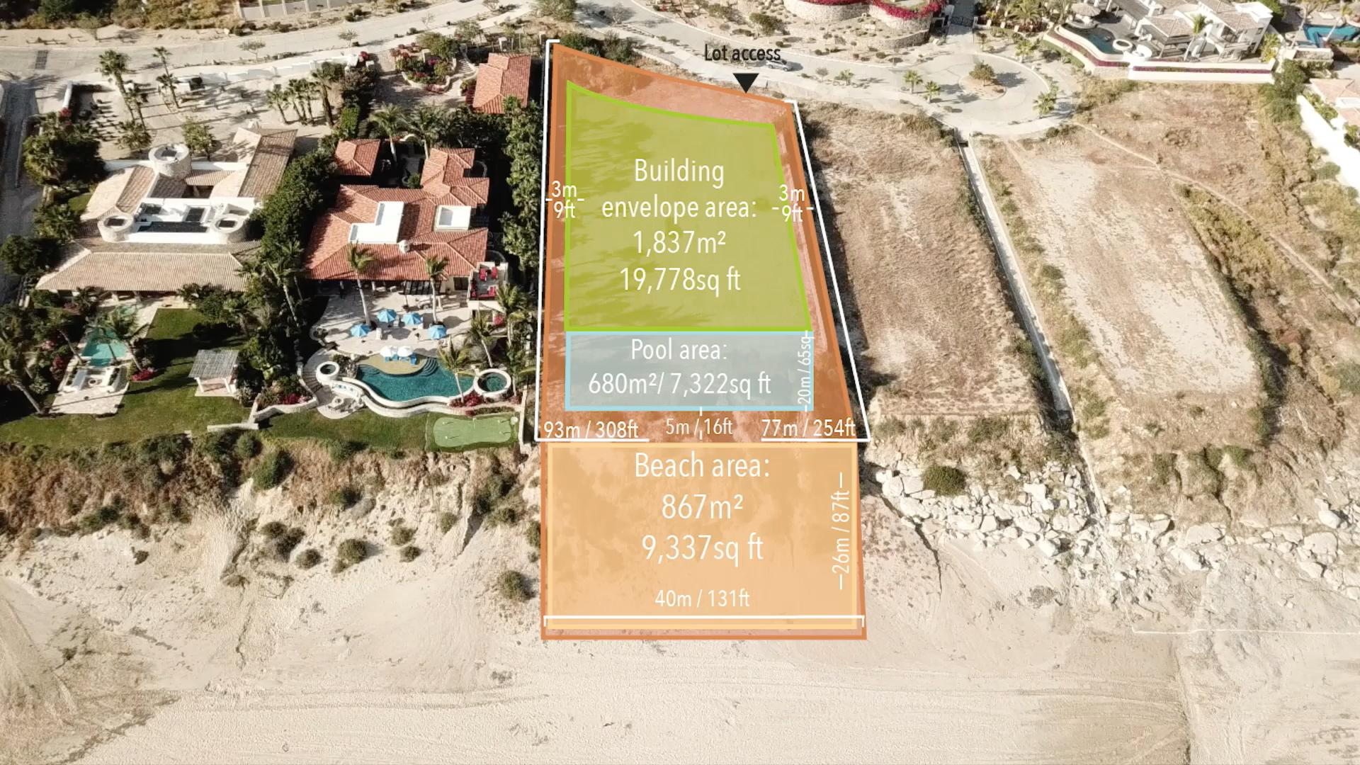 San Jose del Cabo, ,Land,For Sale,Padre Kino,20-954