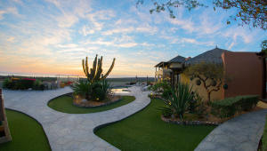Camino Cabo Este, Vista La Ribera hotel, East Cape,
