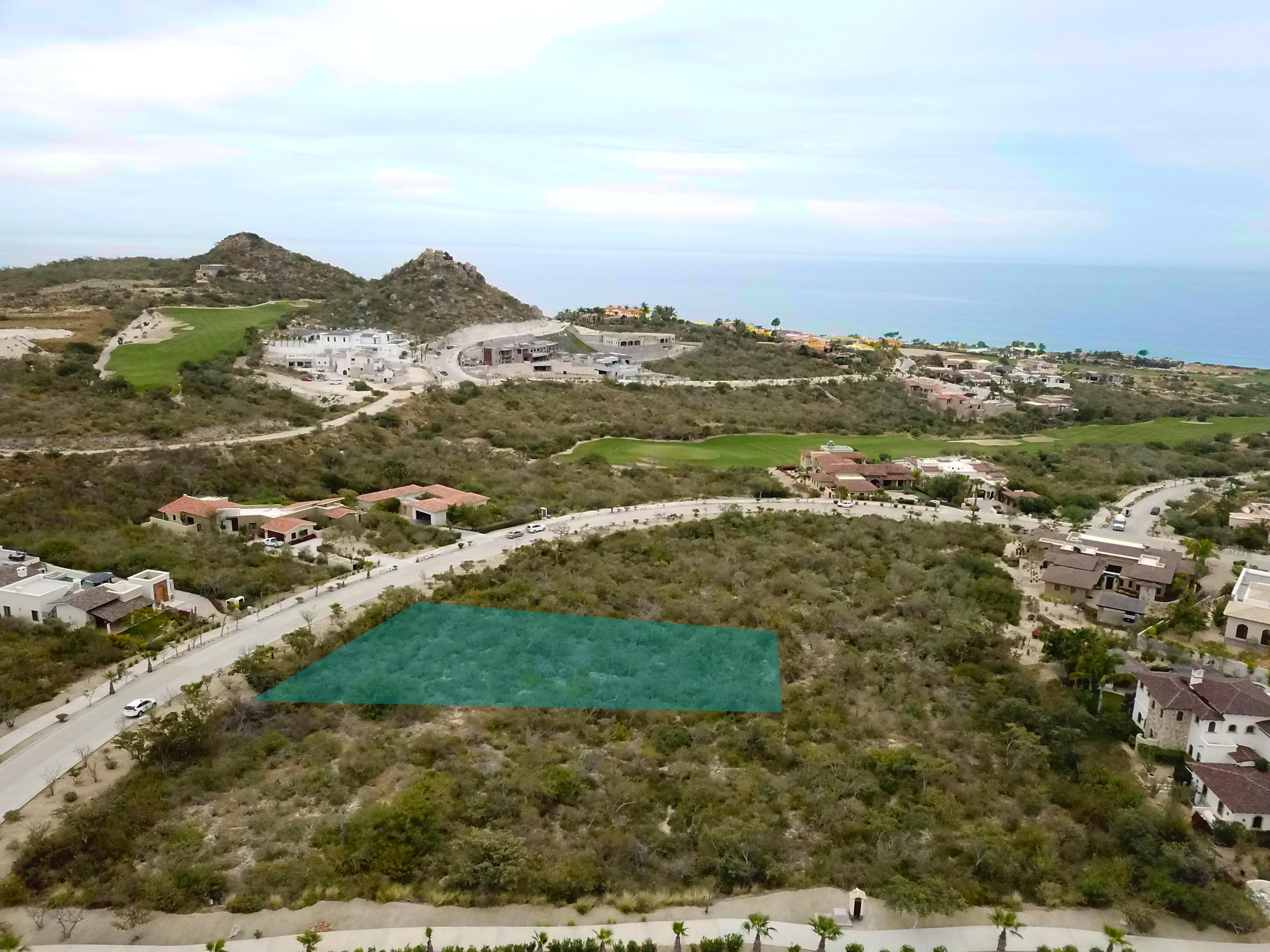 San Jose del Cabo, ,Land,For Sale,Av. Padre Picolo #227,20-973