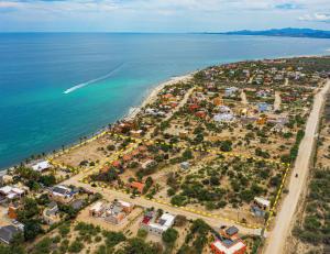 -Beach Road North Los Barriles, Beachfront Developer Parcel, East Cape,