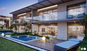 The Paraiso Residences SKY, Garden Villa, Cabo San Lucas,