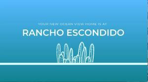 BLOCK 2, RANCHO ESCONDIDO LOT 3, Pacific,