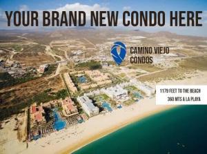 Camino Viejo, NEW CONDOS CAMINO VIEJO, Cabo Corridor,
