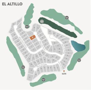 2 Mission Santo Tomas, El Altillo Lot 2, San Jose del Cabo,