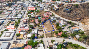 Benito Juarez, Cabo Commercial Downtown Lot, Cabo San Lucas,