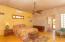 Casa Luna Master Bedroom with en suite master bath