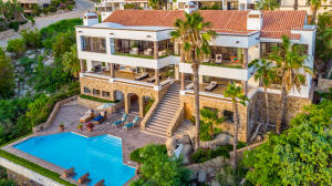 Callejon Calafia, Casa Cynthia, Cabo San Lucas,