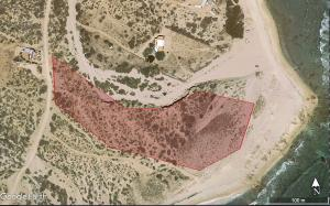 3 Nine Palms Lot 13 M-1 Aerial view of the land area (approximated)