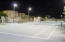 Tennis courts also available at night.