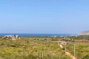 View over Pescadero