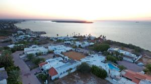 gaviotas, La Piedra Ocean view lot, La Paz,