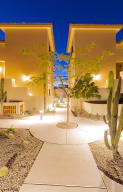 Mavila village courtyard