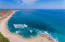 Spectacular Nine Palms bay and the coastline beyond
