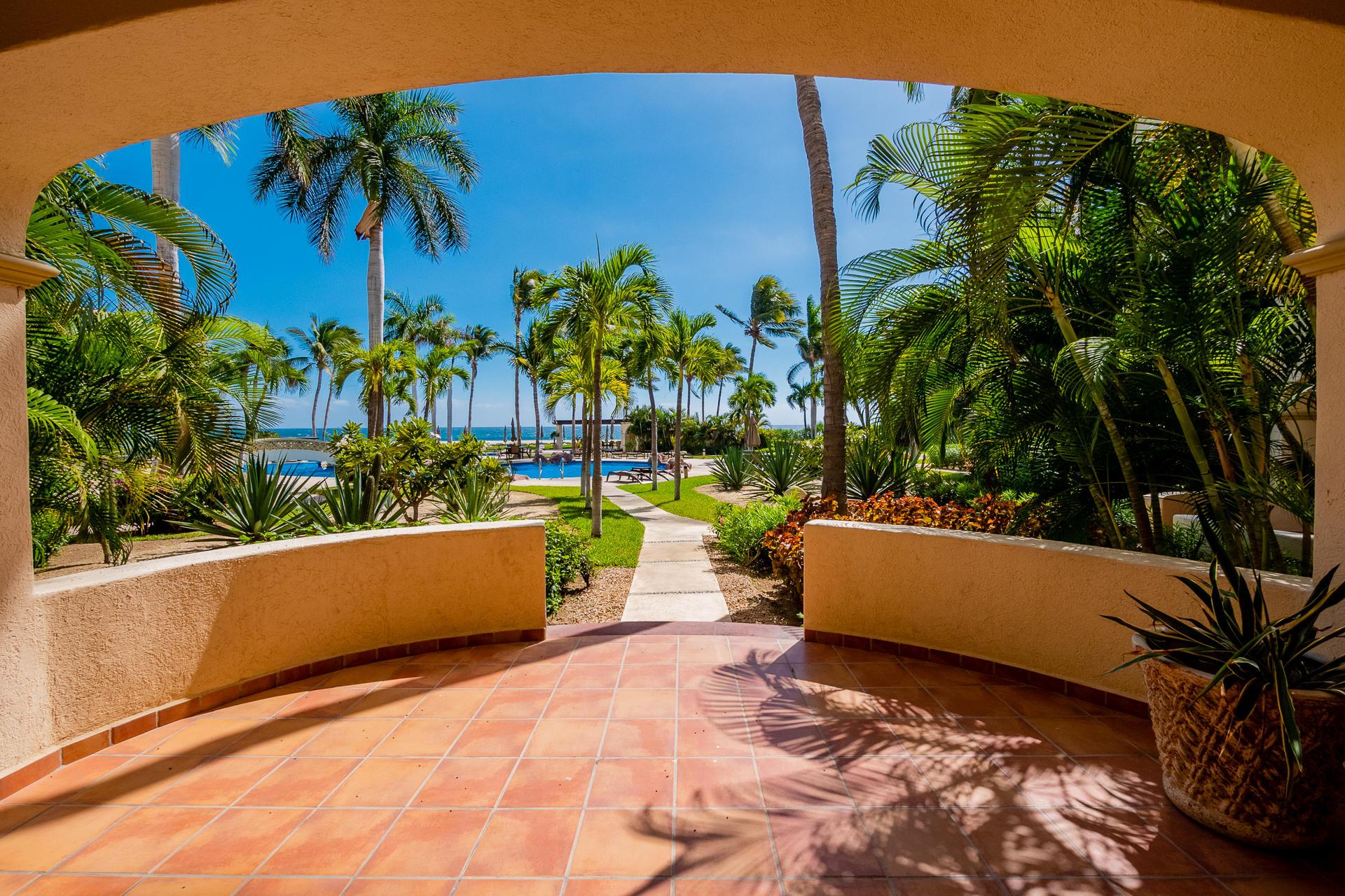 Villa Alfresco del Mar #107-6