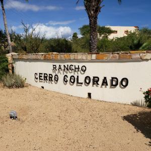 Lote 7/4 Cerro Colorado, Rancho Cerro Colorado, San Jose Corridor,