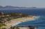 Palmilla Sur Beach just a short walk away