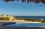 Pool with Jacuzzi spa looking over the Sea of Cortez