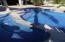 pool with spa/jacuzzi
