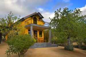Valle del Sol, Casa Cortez, Cabo San Lucas,