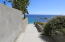 Lower beach access