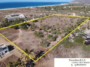 El Pescadero BCS, Trópico Parcela 89 Z1 P1/3, Pacific,