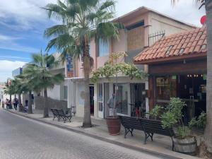 Calle Ignacio Zaragoza, Hotel Diana, San Jose del Cabo,