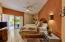 Master bedroom to terrace