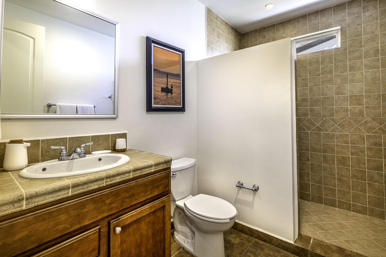 Bathroom, similar but not actual unit
