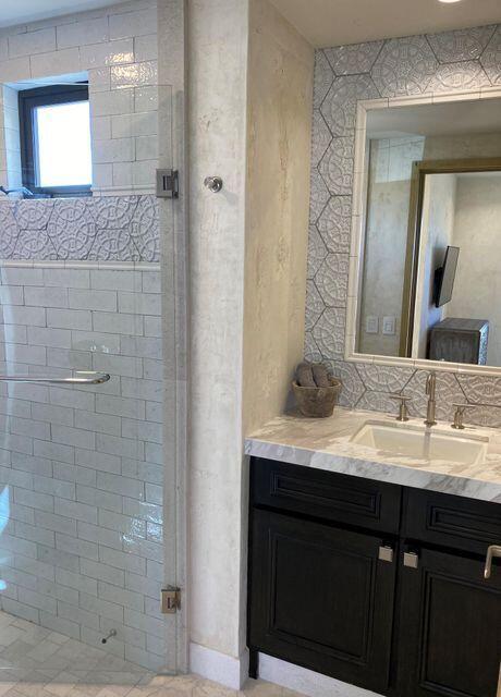 smaller bathroom