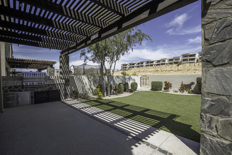 Backyard  Gate To Dog Walking Area
