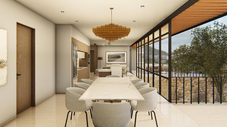 Pedregal One Penthouse, Cabo San Lucas,  23450