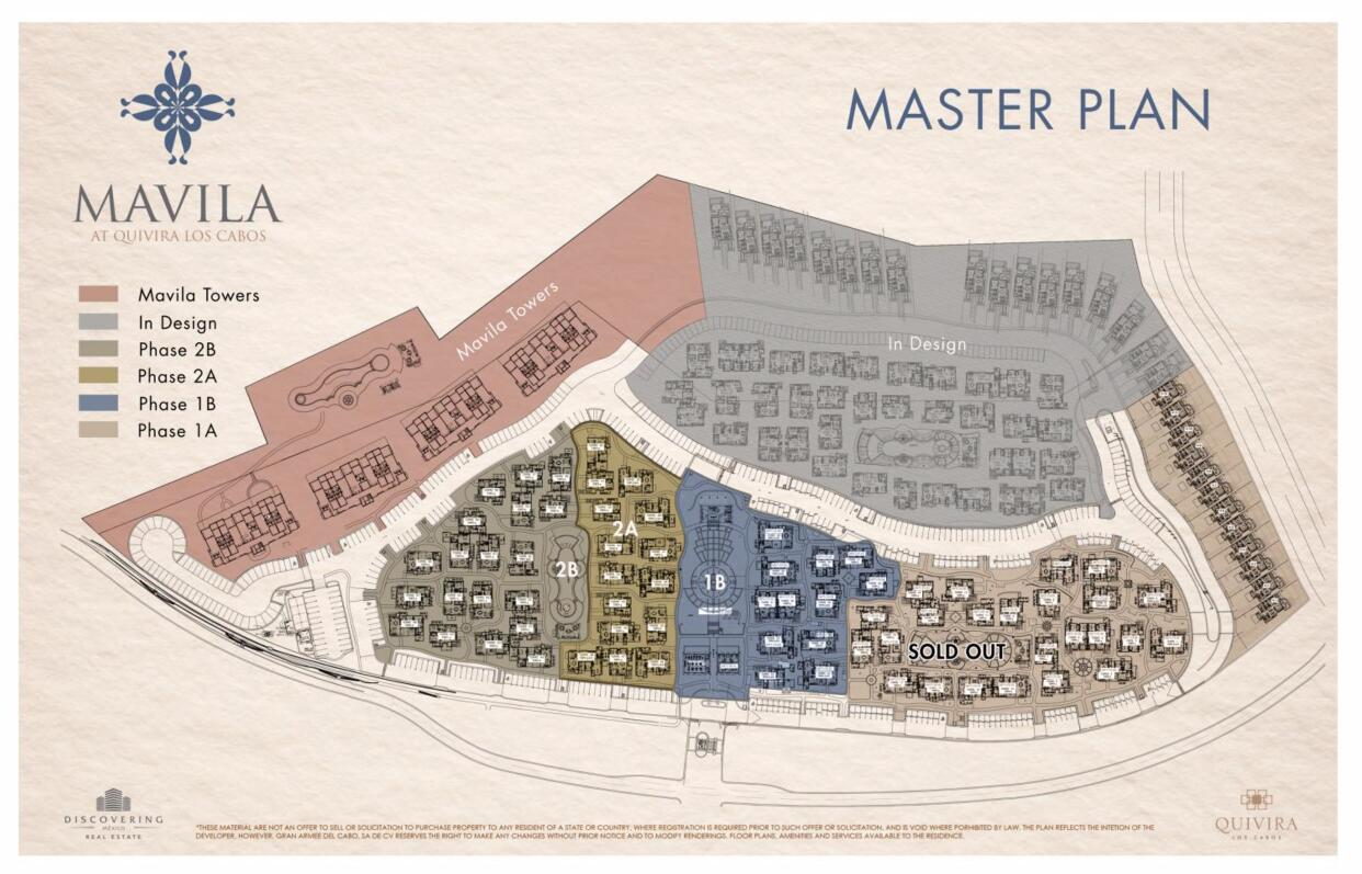 Newest Mavila site plan March 2019