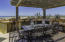 Enjoy dinner on your own private rooftop terrace. Perfect for entertaining!