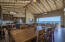 Large great room with beautiful newer palapa