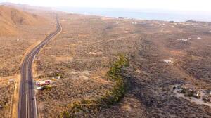 Terreno #1141 - Aerial View from the Lot (Near Cerritos Beach)