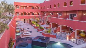 Colegio Militar, Villas de Todos Santos 1st fl., Pacific,